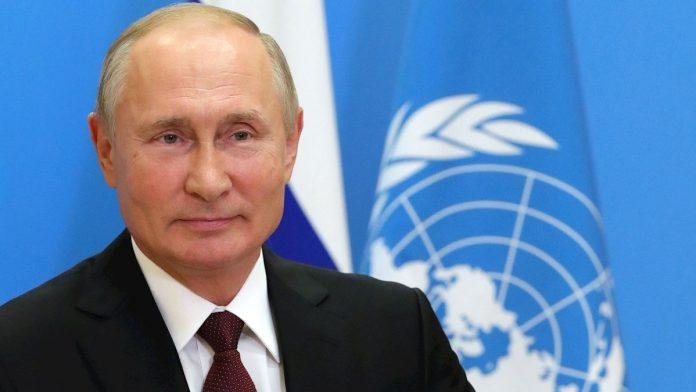 Vladimir Putin nominado a Premio Nobel