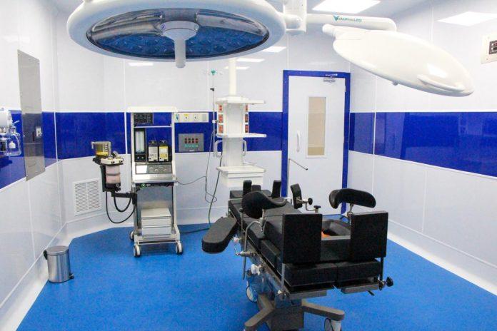 INVEST-H quirófanos Hospital Escuela