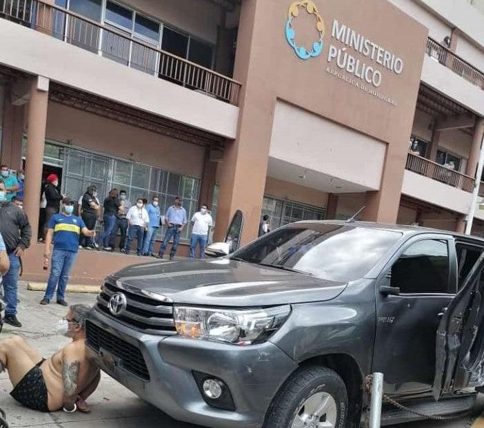 A centro penal de Siria envían a conductor por muerte de fiscal Eblin Macías