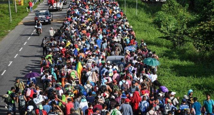 migración en tiempo de pandemia
