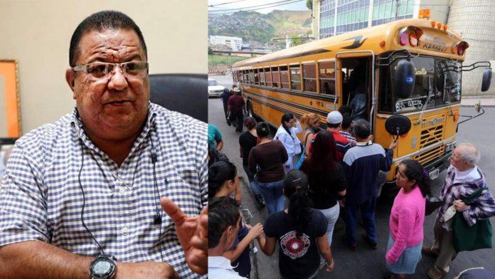 transporte Honduras