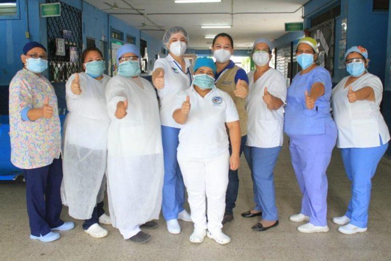 ANEEAH: En 80 % disminuyeron los contagios de COVID-19 en gremio de enfermeras
