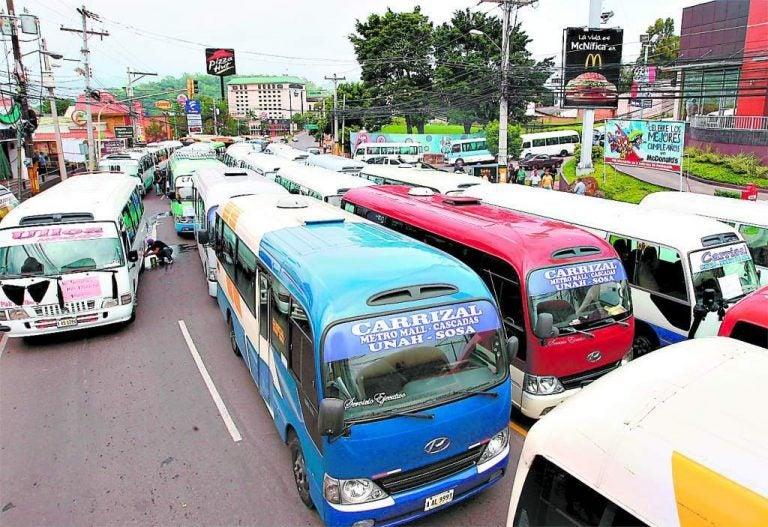 ¡No más paro! Transportistas llegan a un acuerdo con el IHTT