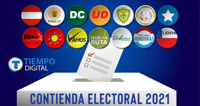 fraude electoral 2021