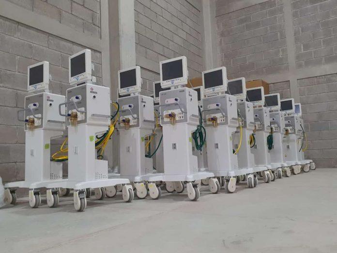FFAA ventiladores mecánicos