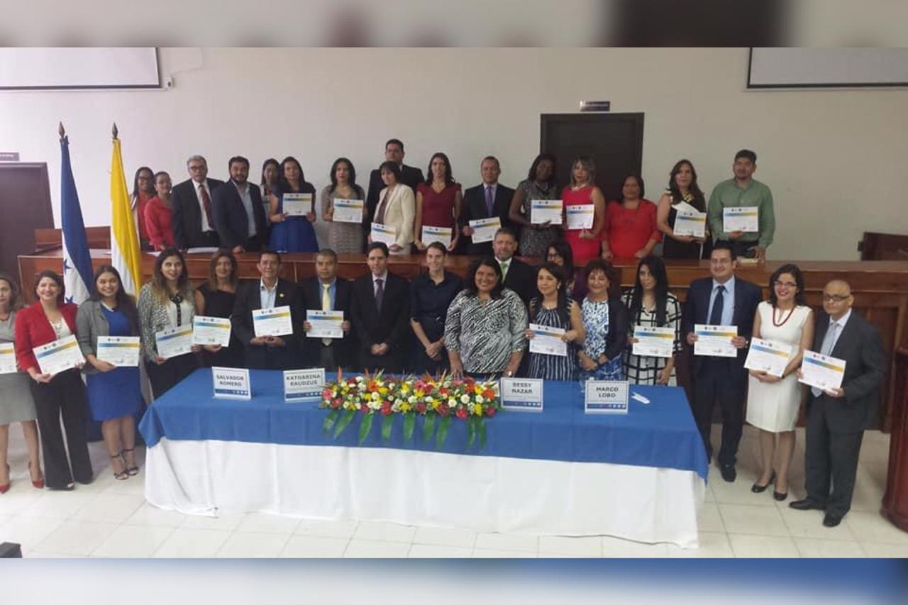 UNAH Diplomado en Derecho Electoral