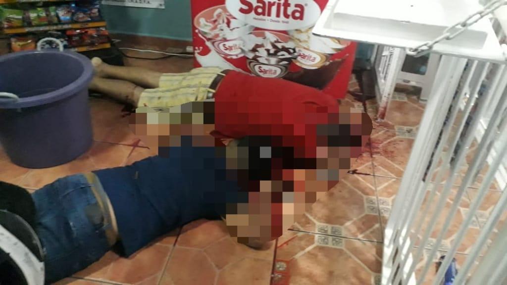 masacre cinco personas muertas