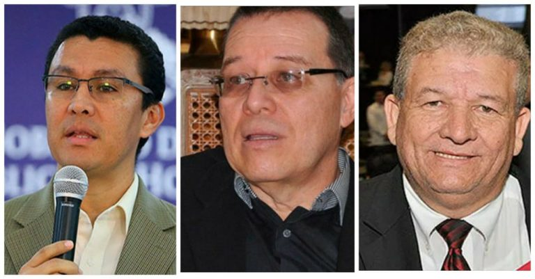 """FRASES DE LA SEMANA: ¿Qué dijeron Ebal, Arístides y """"Chele"""" Castro?"""