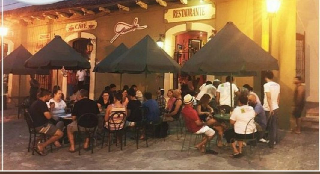 Comayagua restaurantes