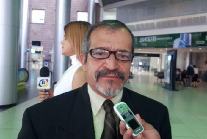 Hugo Maldonado grupos criminales