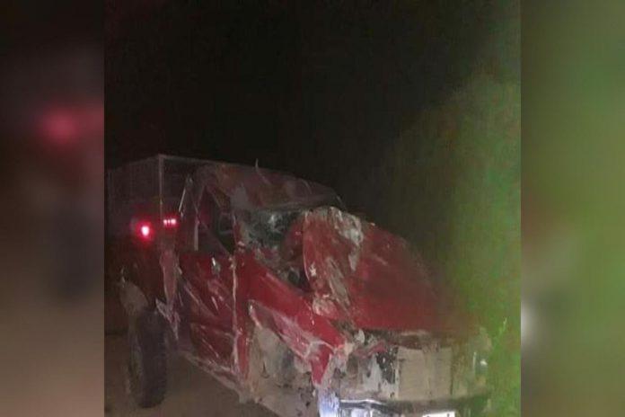 El accidente sucedió en Esquipulas del Norte.