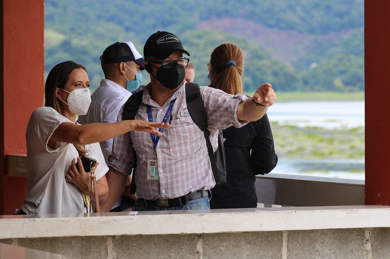 Imagen compartida por el Instituto Hondureño de Turismo.