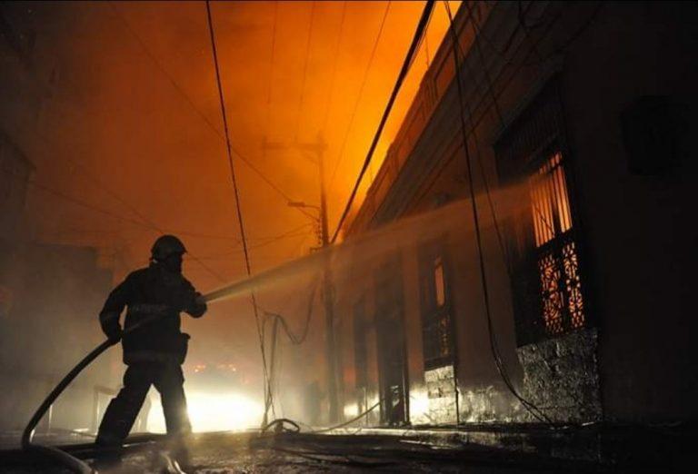 485 incendios estructurales se registran en 2020: ¿cuáles son las causas?