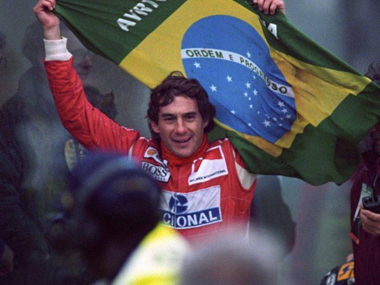 Primer vistazo de la serie inspirada en el piloto Ayrton Senna
