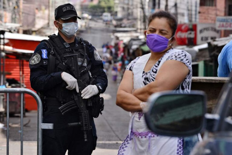 COVID-19: ¿Quiénes tienen permiso para circular este jueves en Honduras?