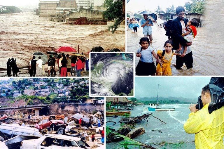 "Temporada ciclónica: ¿está Honduras a las puertas de otro huracán ""Mitch""?"