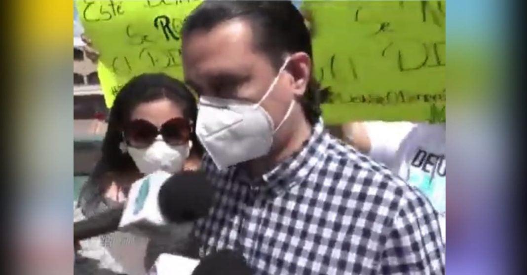 Marco Bográn declara ante el MP