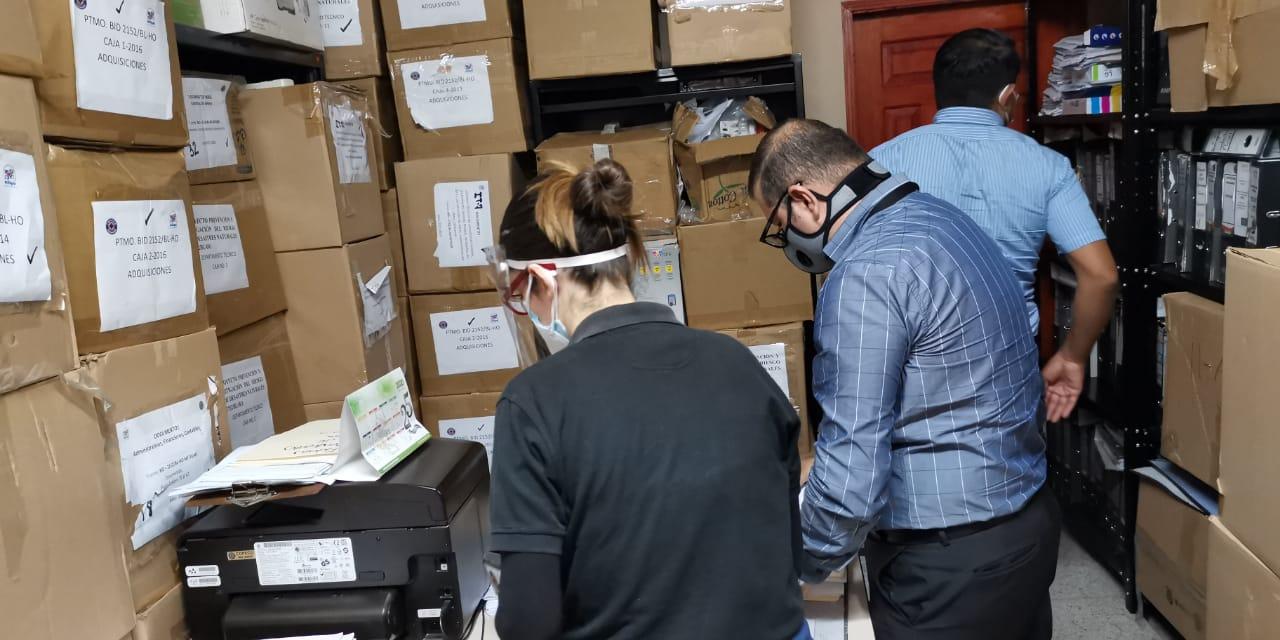 Otra vez MP investiga a Copeco por irregularidades en compras de la pandemia