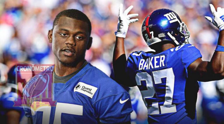 Por cargos de robo a mano armada, NY Giants separa a jugador