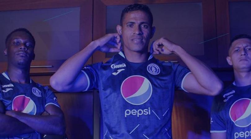 Motagua a estrenar uniforme en la Jornada 1 del Apertura 2020-21