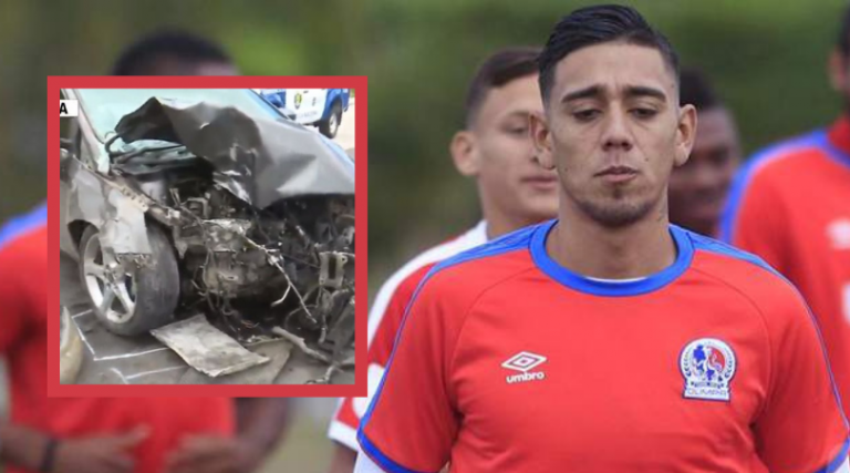 LAMENTABLE: Mayron Flores sufre terrible accidente