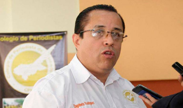 Tras crimen de Luis Almendares, CPH se retira del Mecanismo de Protección