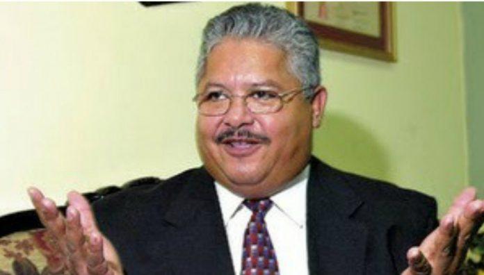 Mario Barahona pastores