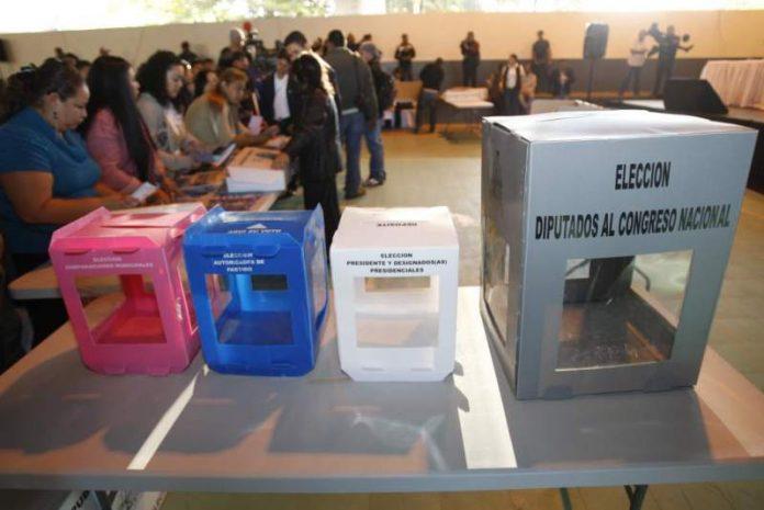 firmas para elecciones primarias