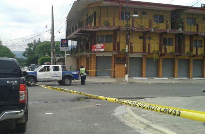 Barrio Medina peligroso