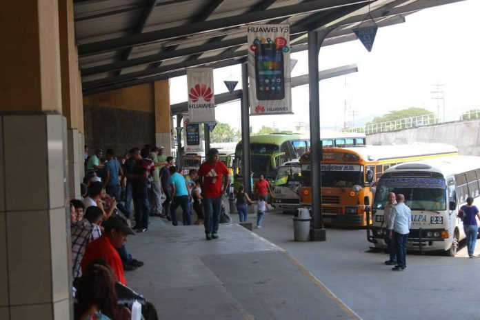 transporte interurbano SPS