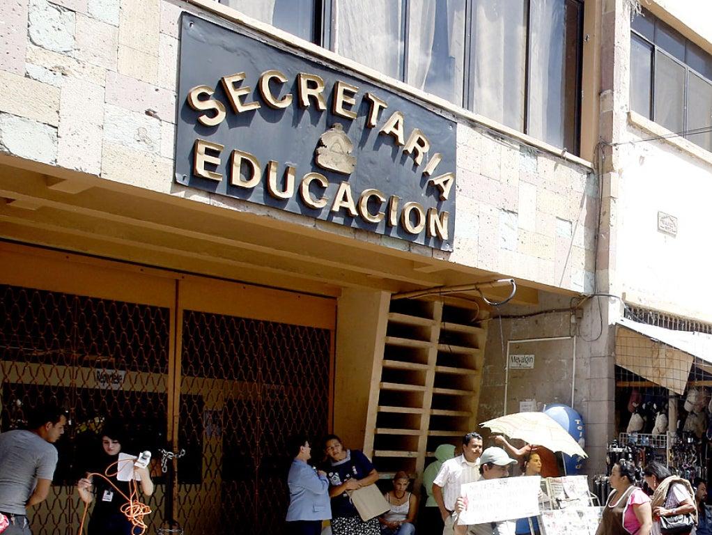 docentes despedidos en pandemia