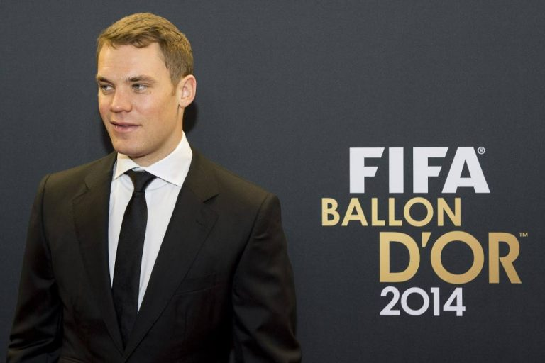 Técnico de Alemania exige «Balón de Oro» para Neuer
