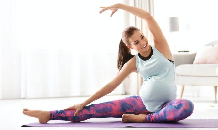 ejercicio durante mi embarazo