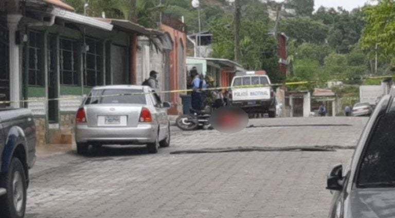 SPS: Matan a guardia de seguridad de un disparo; compañero se salva al huir