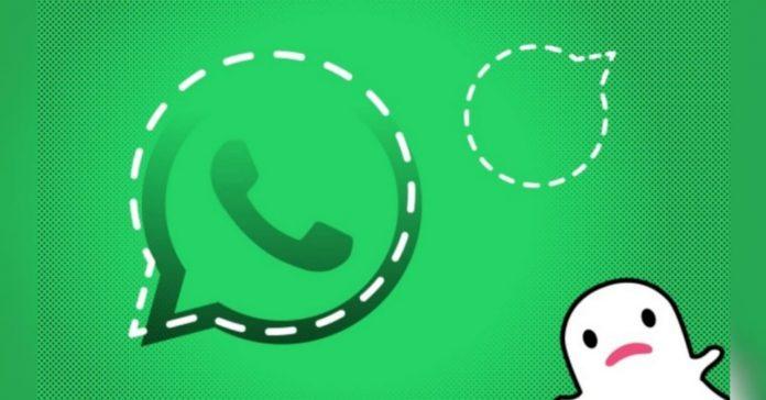 fotos y videos que desvanecen en Whatsapp