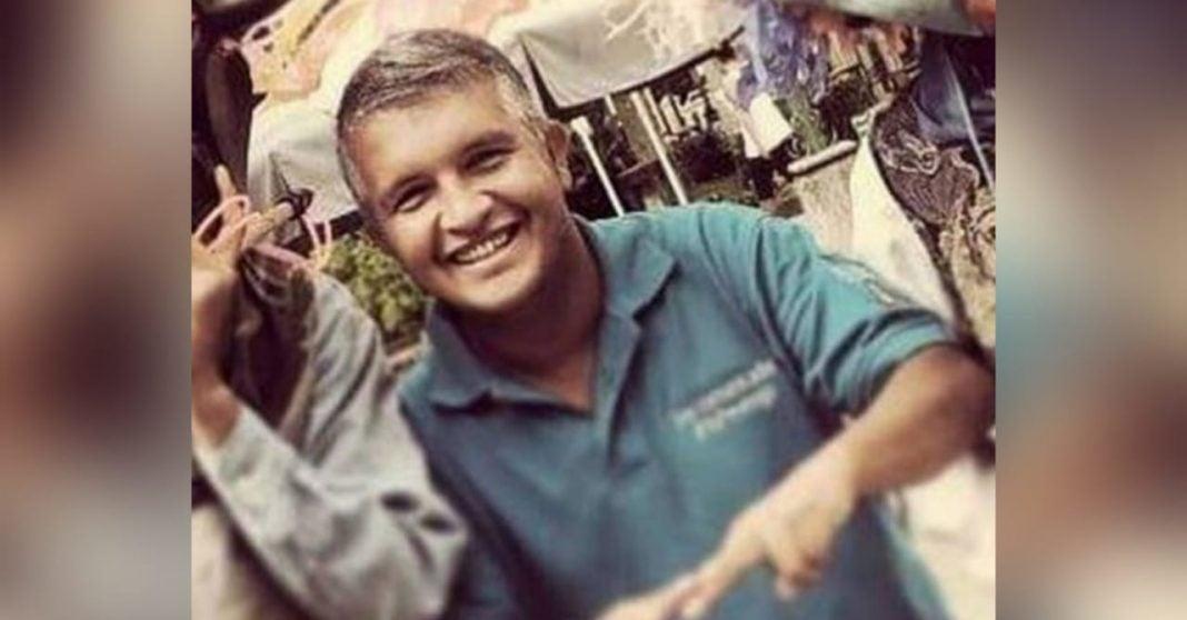 muere el periodista Luis Almendárez