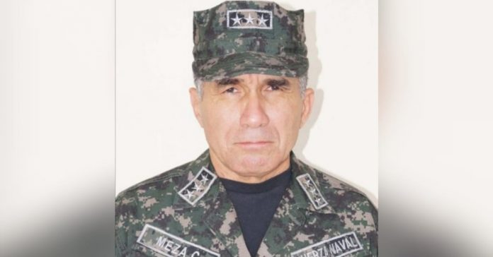 José Domingo Meza grave por COVID