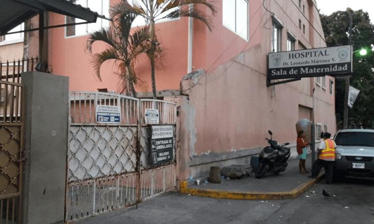 Hospital Leonardo Martínez no está colapsado pero incrementaron ingresos