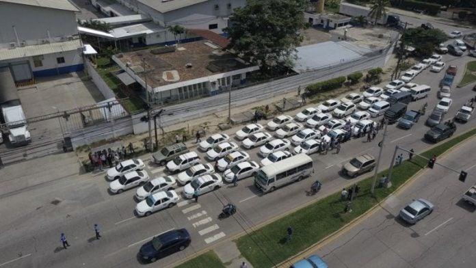 transportistas paro nacional