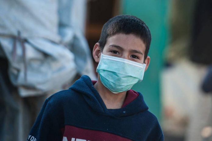 COVID-19 en niños y jóvenes de Honduras