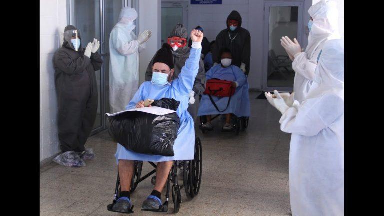 Unidad Estabilizadora de SPS: más de 500 pacientes recuperados de COVID-19
