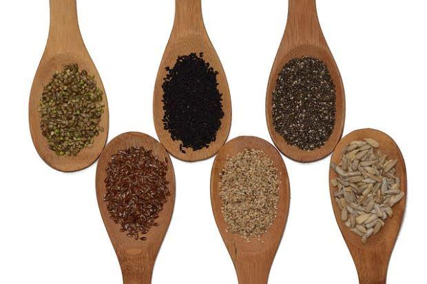 Siete tipos de semillas y sus beneficios para la salud: ¡inclúyelas en la dieta!
