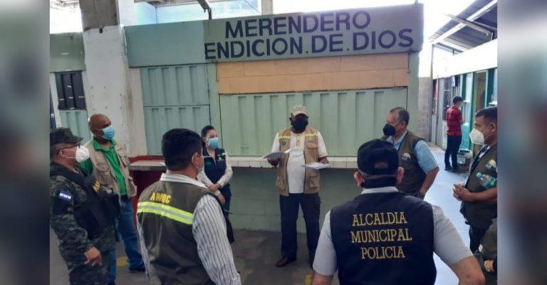 Cierran mercados La Isla y Jacaleapa por incumplir medidas de bioseguridad