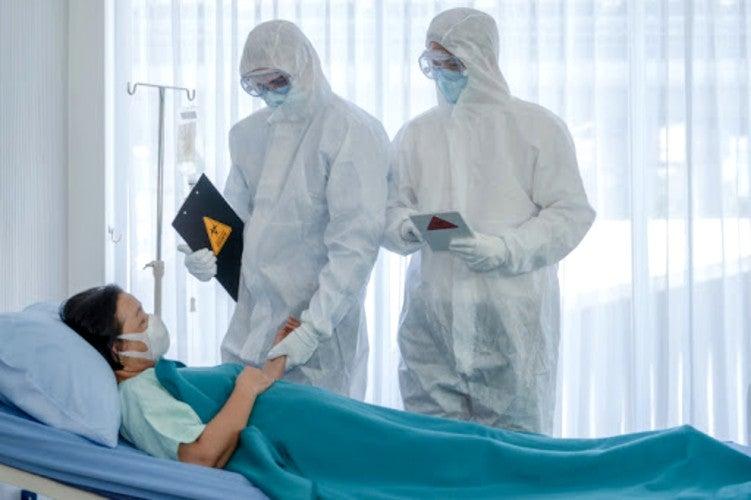 """Neumóloga: Pacientes recuperados de COVID-19 sufren """"graves secuelas"""""""