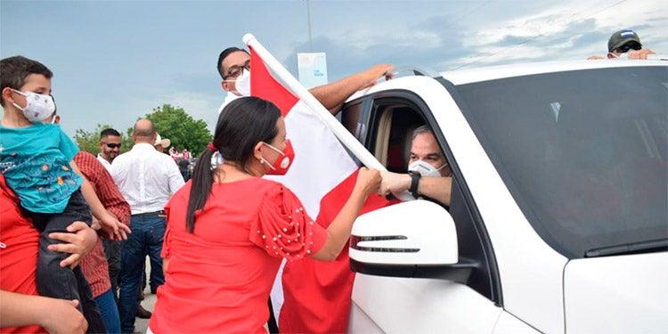 Yani regresó a Honduras el 7 de agosto, y miles de ciudadanos lo esperaban en San Pedro Sula.
