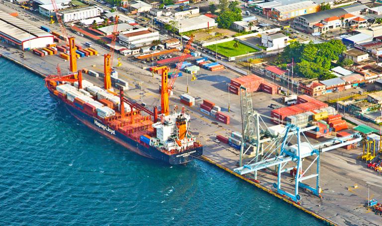 Por COVID-19, puertos de Honduras registran pérdidas de más del 50 %