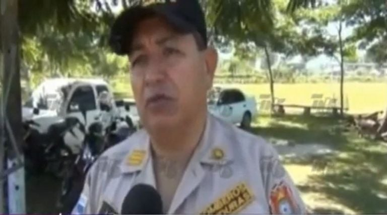 Capturan a jefe de bomberos de Trujillo por supuesto hostigamiento sexual