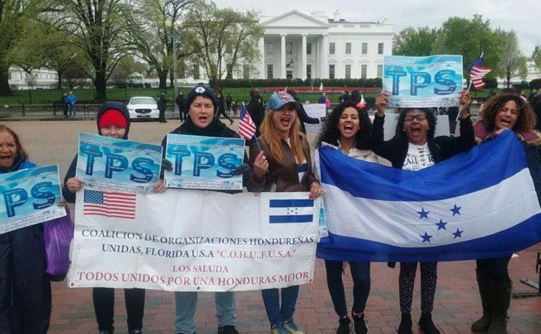 EEUU: 57 mil hondureños con TPS quedarían sin obtener residencia permanente