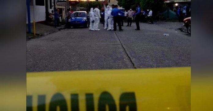 vehículo vinculado a masacre en El Pedregalito