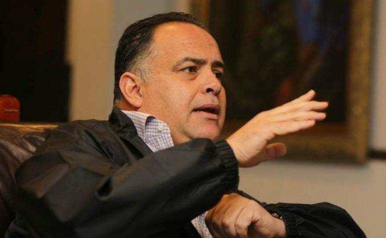 SPS: alcalde Armando Calidonio recibe «con mucha alegría» el alta médica